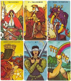 (Morgan-Greer Tarot) Tarot Morgan-Greer