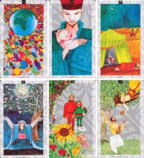 (Osho Transformation Tarot) Tarot da Transformação do Osho
