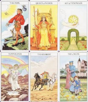 (Sharman-Caselli Tarot) Tarot de Sharman-Caselli